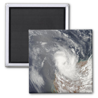 Cyclone Dominic off the shore of Western Austra Magnet