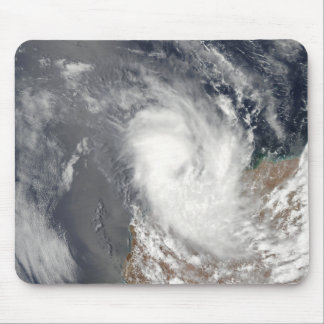 Cyclone Dominic off the shore of Western Austra Mouse Pad