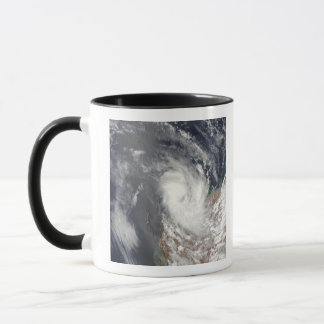 Cyclone Dominic off the shore of Western Austra Mug