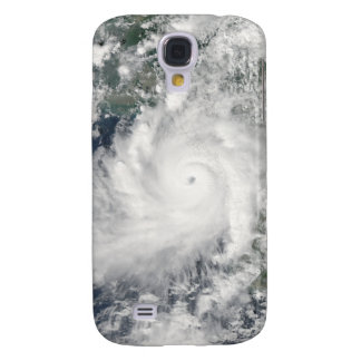 Cyclone Giri moves ashore over Burma Galaxy S4 Case