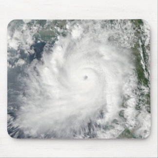 Cyclone Giri moves ashore over Burma Mouse Mat
