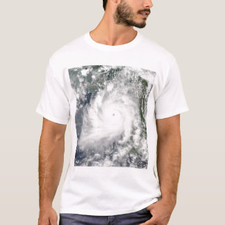 Cyclone Giri moves ashore over Burma T-Shirt
