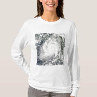 Cyclone Giri moves ashore over Burma T-Shirt