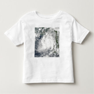 Cyclone Giri moves ashore over Burma Toddler T-Shirt