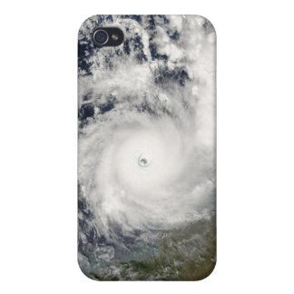 Cyclone Ingrid iPhone 4 Cover