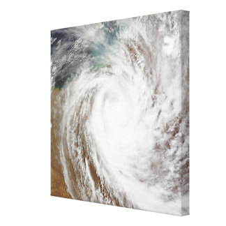 Cyclone Laurence moves far inland Canvas Print