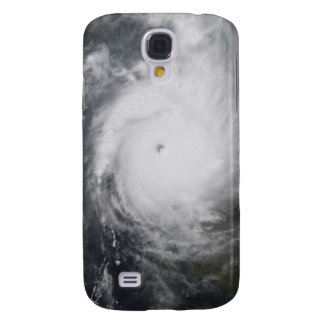 Cyclone Monica in the south Pacific Ocean Galaxy S4 Case