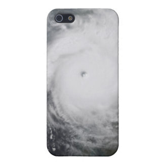 Cyclone Monica in the south Pacific Ocean iPhone 5 Cover