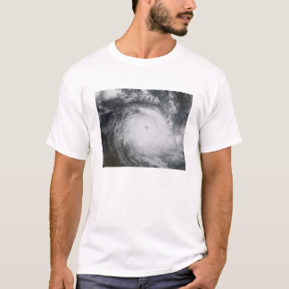 Cyclone Monica in the south Pacific Ocean T-Shirt