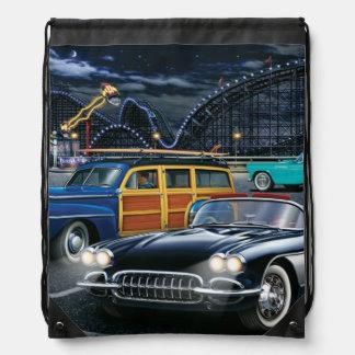 Cyclone Racer Drawstring Bag