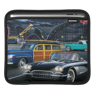 Cyclone Racer iPad Sleeve