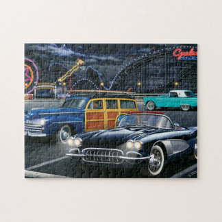 Cyclone Racer Jigsaw Puzzle