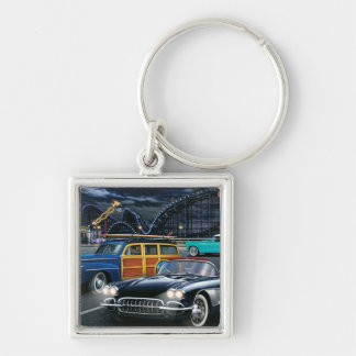 Cyclone Racer Key Ring
