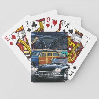 Cyclone Racer Playing Cards