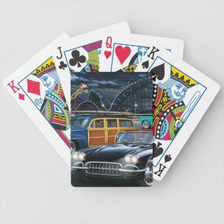 Cyclone Racer Poker Deck