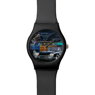 Cyclone Racer Watch