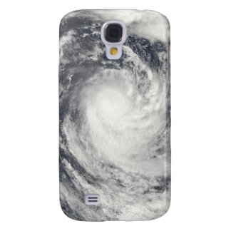 Cyclone Rene over the South Pacific Ocean Galaxy S4 Case
