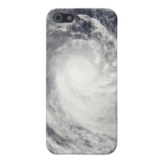 Cyclone Rene over the South Pacific Ocean iPhone 5/5S Case