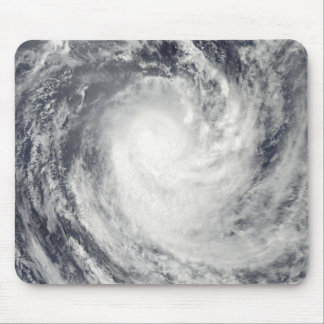 Cyclone Rene over the South Pacific Ocean Mouse Mat