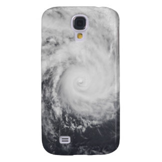 Cyclone Zoe in the South Pacific Ocean Galaxy S4 Case
