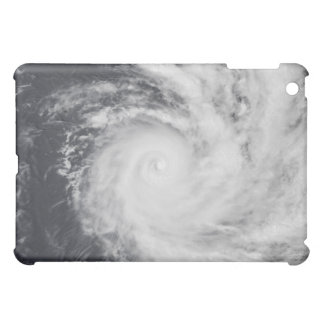 Cyclone Zoe in the South Pacific Ocean iPad Mini Cover