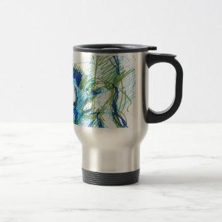 Cyclopean and the Troglodyti Stainless Steel Travel Mug