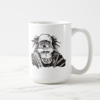 Cyclops Basic White Mug