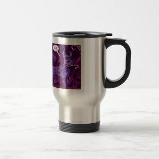 Cyclops Dog from Jupiter Stainless Steel Travel Mug