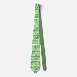 Cyclops Dollar necktie