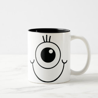 Cyclops Magellan Two-Tone Coffee Mug