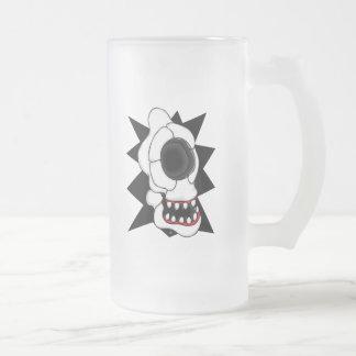 CYCLOPS SKULL 2 COFFEE MUG