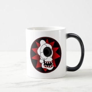 CYCLOPS SKULL 4r Morphing Mug