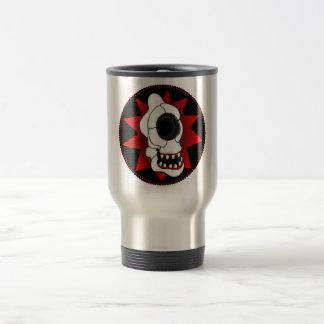 CYCLOPS SKULL 4r Coffee Mugs