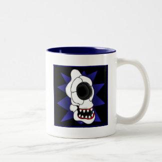 CYCLOPS SKULL 5s Coffee Mug
