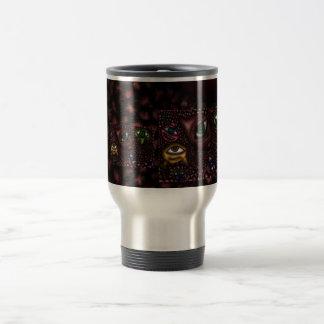 Cyclops Tribe Stainless Steel Travel Mug