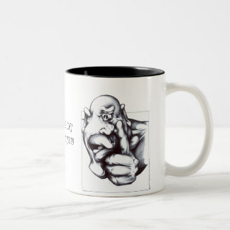 Cyclops Two-Tone Mug