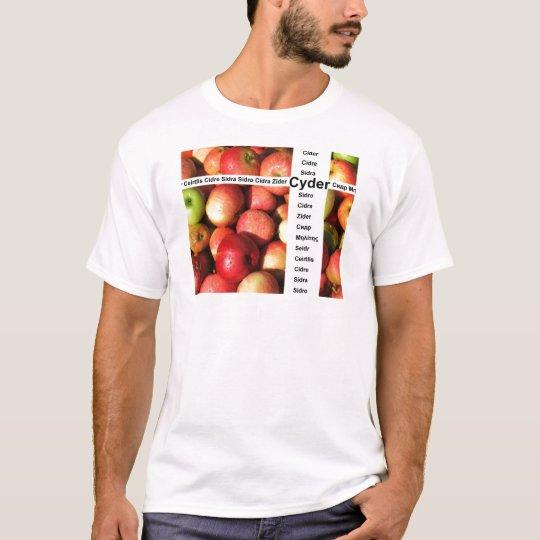 Cyder - real full-fruit cider T-Shirt