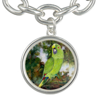 Cydney Yellow Naped Parrot