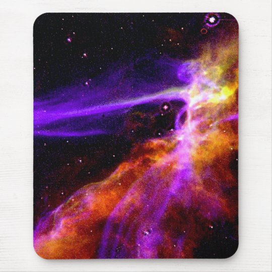 Cygnus Loop Supernova Blast Wave Mouse Mat