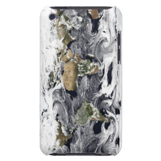 Cylindrical equidistant projection Case-Mate iPod touch case