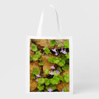 Cymbalaria Muralis Reusable Bag