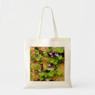 Cymbalaria Muralis Tote Bag