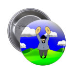 Cymbalist - Musician Playing Cymbals Buttons