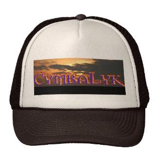 CymbaLyk Dragon Sunset Hat - Customized