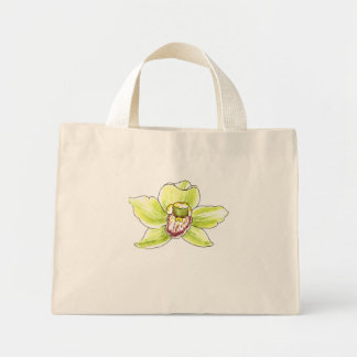 Cymbidium Blossom Mini Tote Bag