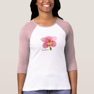 Cymbidium Orchid shirt