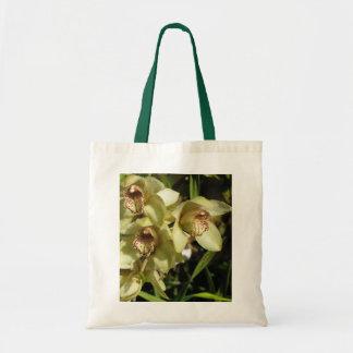 Cymbidium Orchids bag - choose style & color
