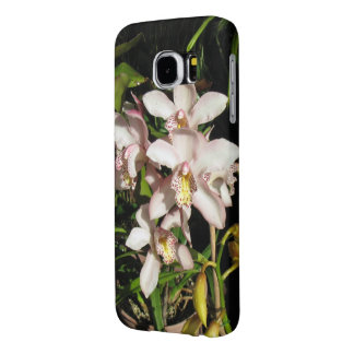 Cymbidium Orchids phone cases