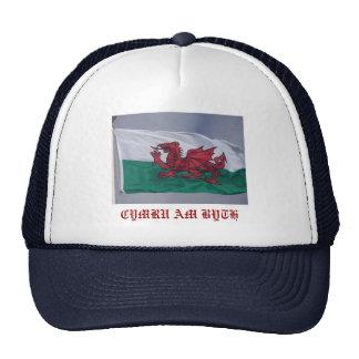 CYMRU AM BYTH CAP