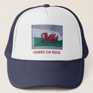 CYMRU AM BYTH TRUCKER HAT